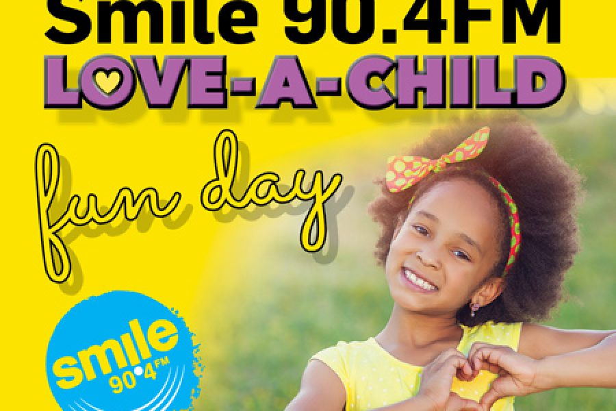 Smile 90.4FM Love-a-Child Fun Day