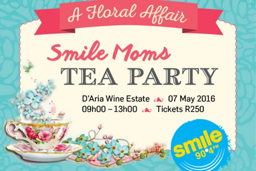 Smile Moms Tea Party