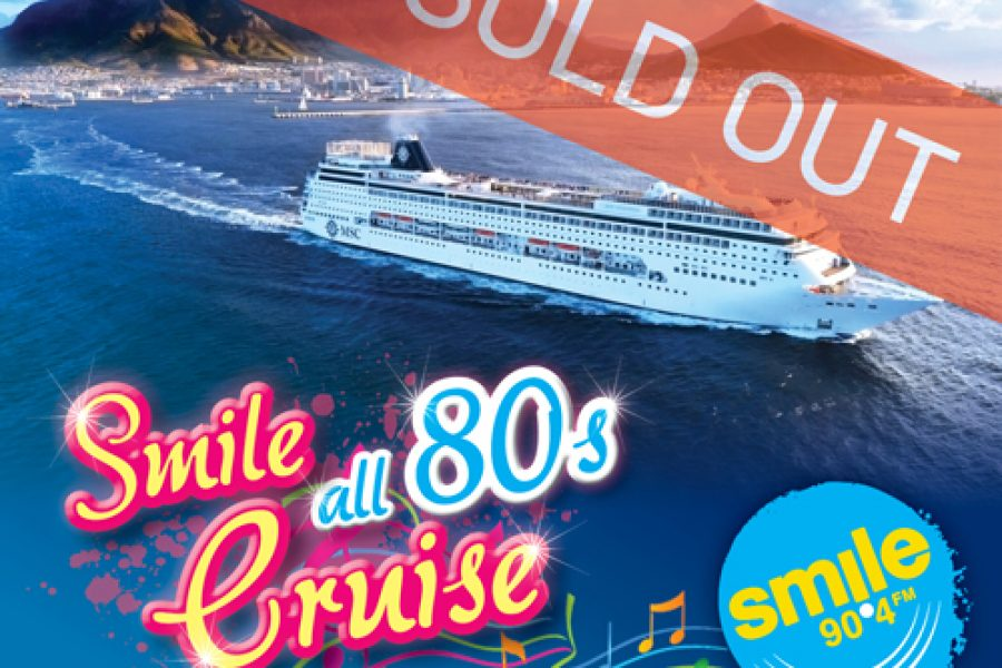 Smile all '80s CRUISE