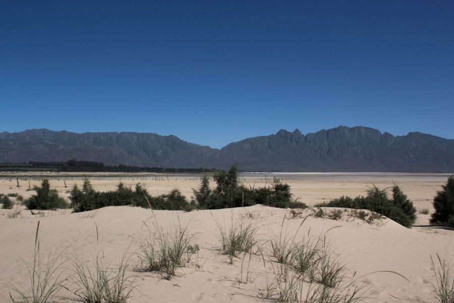 SHOWCASING CAPE TOWN'S DROUGHT RESILIENCE