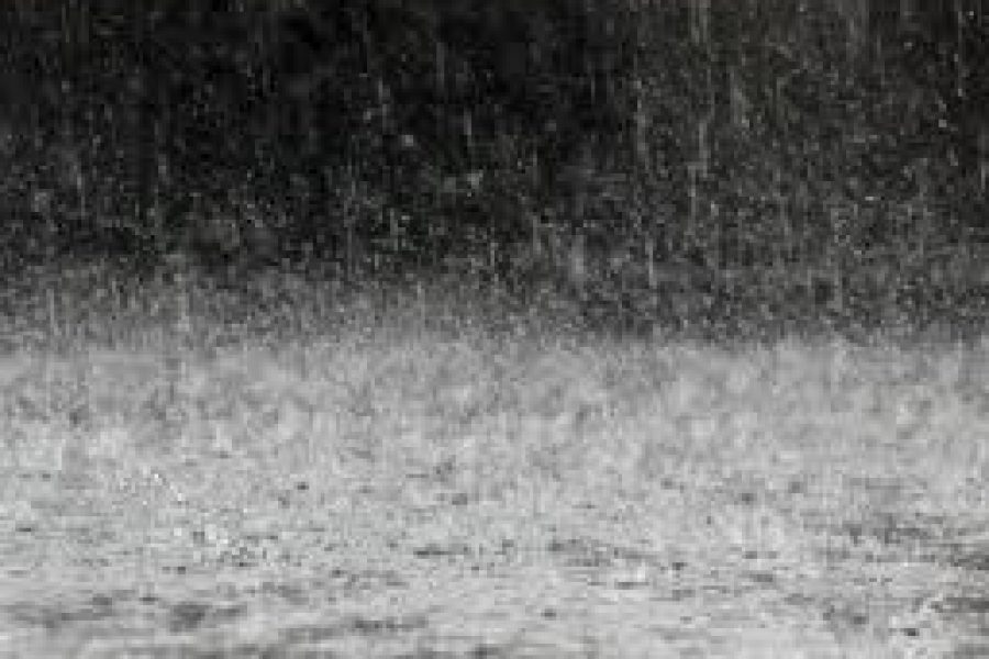 EARLY WINTER RAIN DRENCHES THE CAPE
